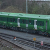 29017 Drogheda Depot carrying the new Irish Rail livery applied to 29000 Class DMU's. 280314