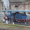 GNRI V No.85 'Merlin' @ York Road Fuel Point. 090314