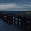 Crossing the Tay Bridge. 010314