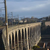 Crossing Berwick Viaduct - Connecting Scotland & England by rail . 010314