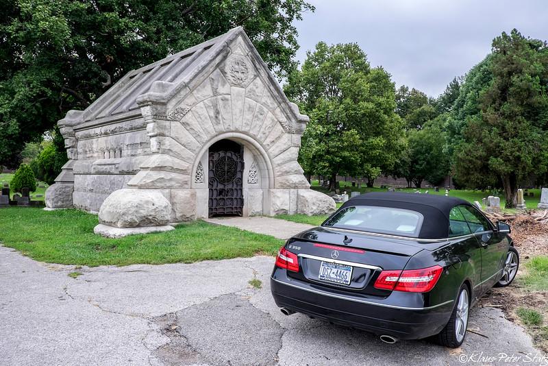 Eastern Cemetery, Louisville