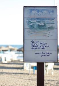 Seaside poem