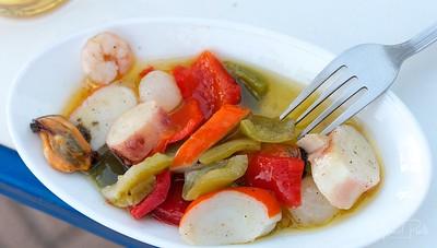 Seafood Tapa