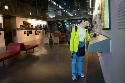 At the Exploratorium