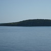 An island near Bar Harbor