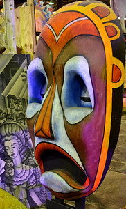 Mardi Gras World,  New Orleans