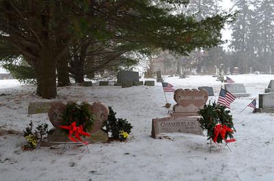 Cemetery Lehman, PA