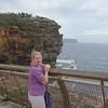 The Tasman Sea, part of the South Pacific Ocean. South Head, near Watson's Bay, Sydney.