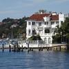 Shoreside cottage in Sydney Harbor