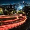 Lombard Street downhill