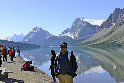 2014  Mt. Robson and Skywalk
