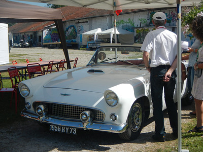 2014-Albertville Car Show - June, 2014
