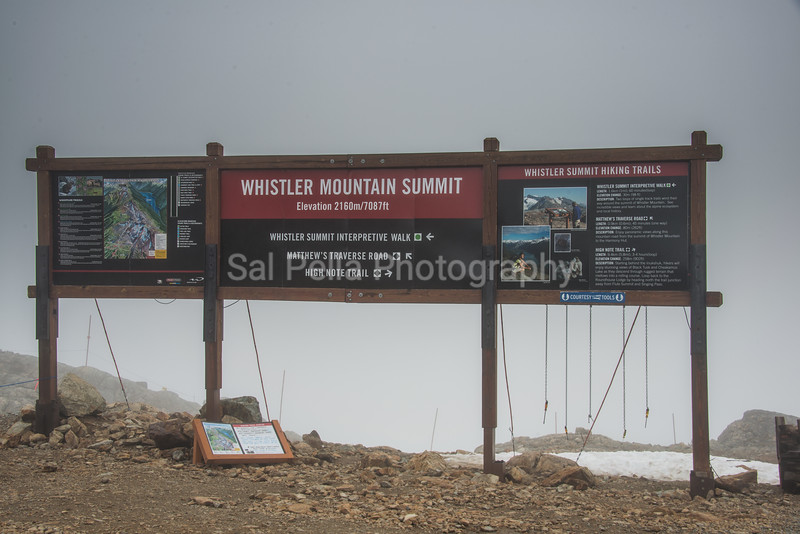 Whistler Mountain BC