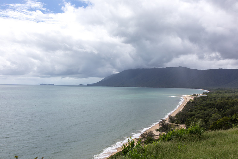 Coast near Port Douglas, Australia.