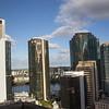 Brisbane - view from hotel