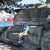 Mrs. Macquarie's Chair, overlooking Sydney Harbor