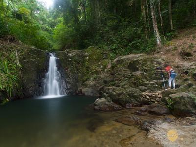 Backpack Photography El Nido Photo Tour Bulalacao Falls