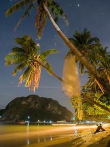 Backpack Photography El Nido Photo Tour Corong Corong Beach Nightscape