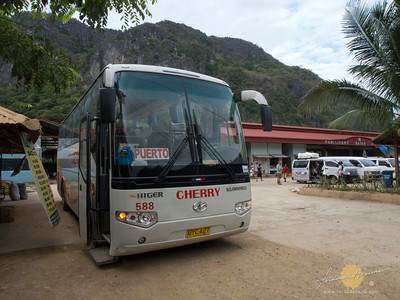 Backpack Photography El Nido Photo Tour Cherry Bus