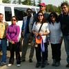 Paras, Rituparna, Jit, Gautam, Chumki, Kaveri, Surshen, Srimanti and me