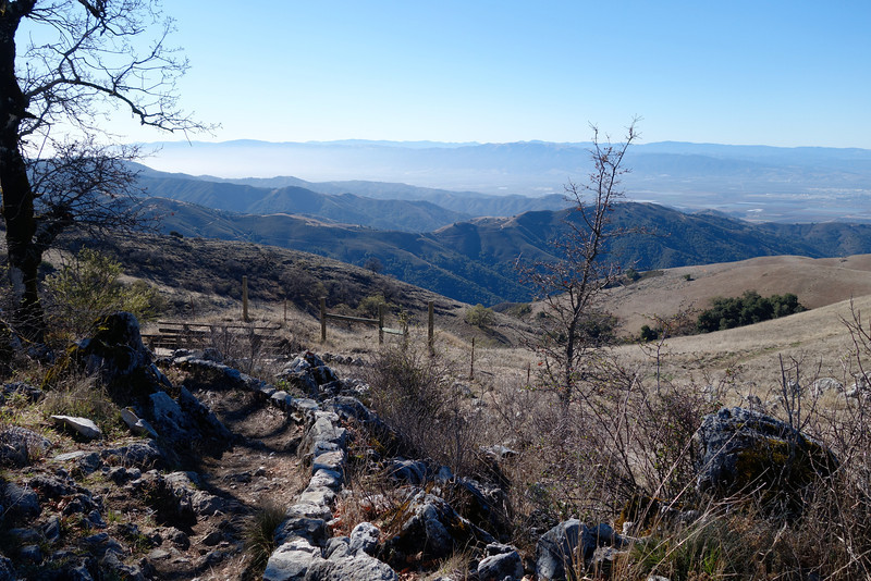 Looking more south, towards Monterey