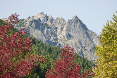Castle Crags State Park  November 2014