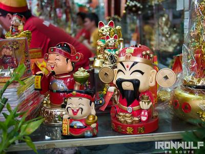 Binondo China Town Chinese New Year Lucky Charms