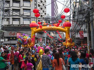 Binondo China Town Chinese New Year