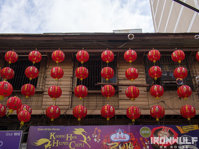Binondo China Town Chinese New Year