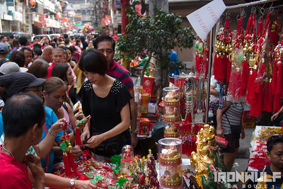Binondo China Town Chinese New Year Lucky Charms