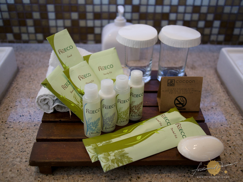 100% Organic hygienic kit
