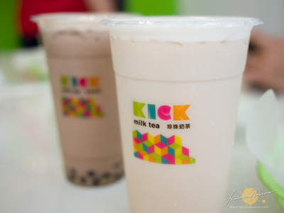 Kick Milk Tea