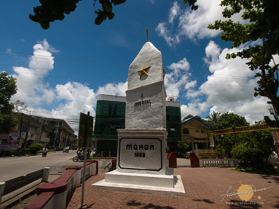 Philippines first Rizal Monument