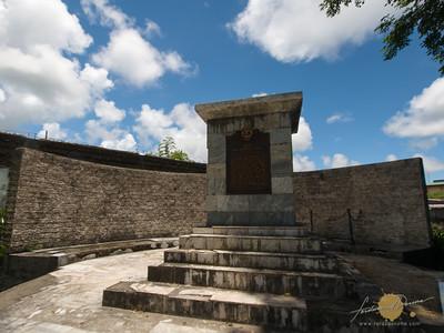 Hero's memorial