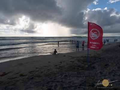 Mornings at Bagasbas Beach