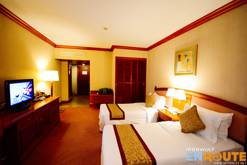 Another view of our Superior Twin room