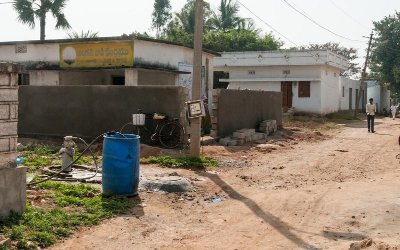 Village of Rajballaram, near Hyderabad.