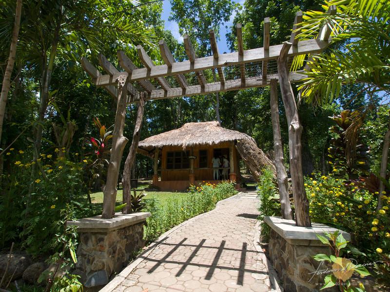 Isinai-inspired native houses