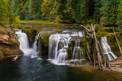 Lower Falls - Lewis River, WA