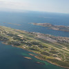 Bodø from the air