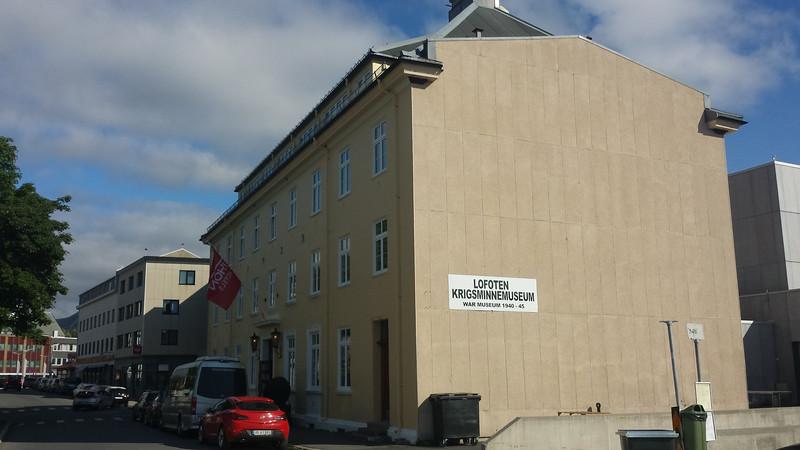 Thon Hotel annex building