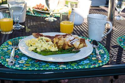 Breakfast at Brick Inn