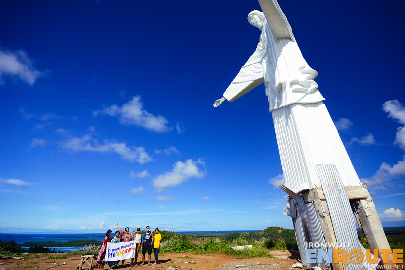 Groupfie with the Christ