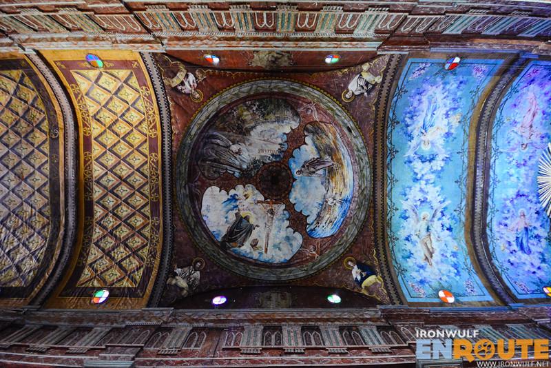 Beautiful ceiling paintings