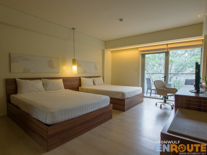Our Mountain View premier room