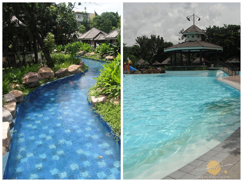 RAVE of Pasig has an impressive Waterpark