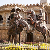 The historical fight between Maharana pratap and the Mughal emperor