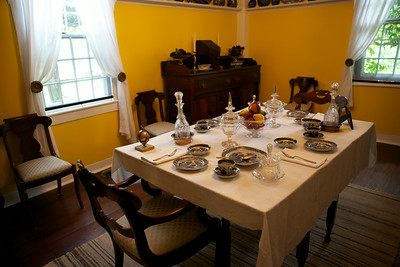 Home Sweet Home Museum, Long Island, dining room