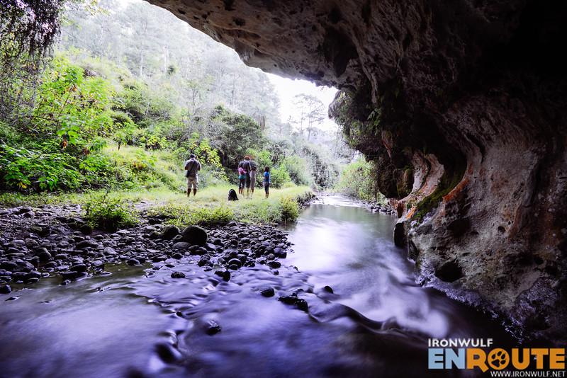Matangkib Cave opening