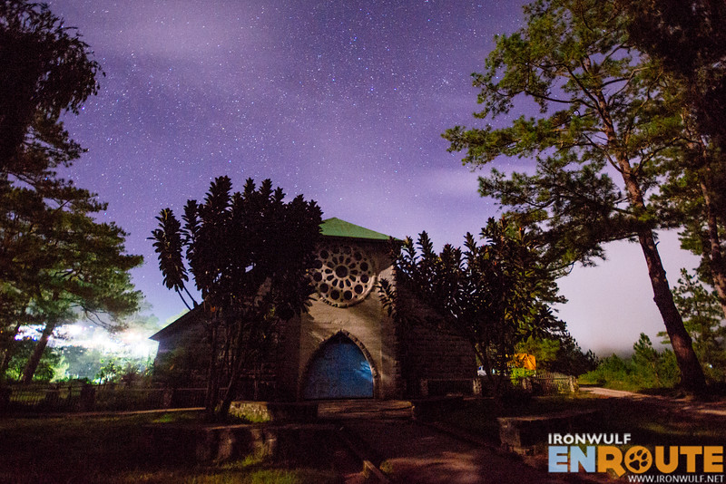 The St Mary Church, the Anglicans were the first to introduce Christian influence in Sagada in the early 1900s